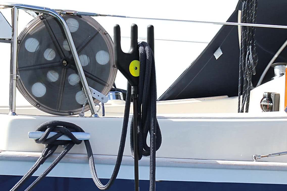 Which accessories for mooring lines?