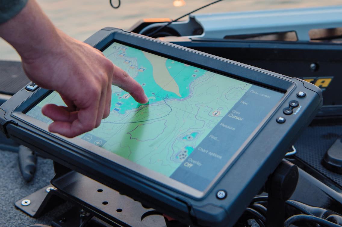 Affichage de la position - traceur avec GPS