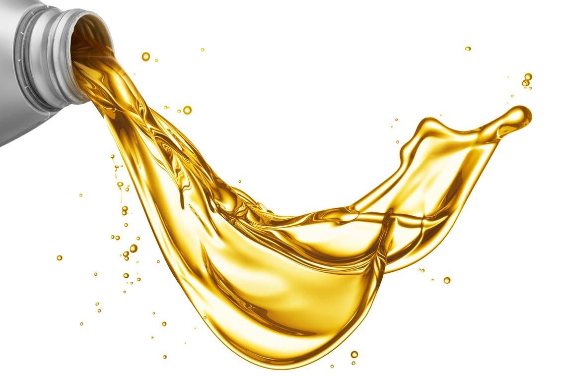 Frisches Öl