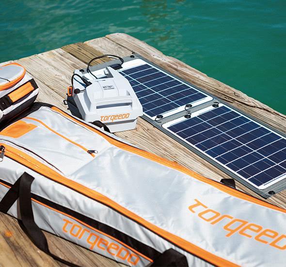 Solar für Außenborder