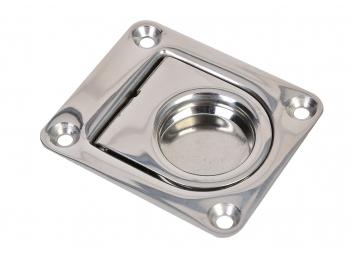 Flush PullRing, Stainless Steel