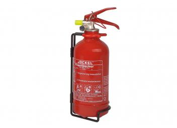Pulver-Feuerlöscher / 1 kg / Brandklassen ABC / manuell