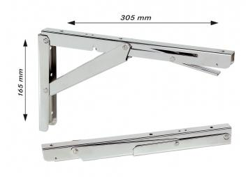 Hinge for Folding Tables