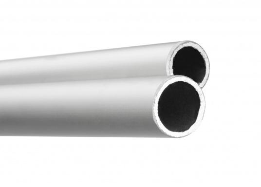 Edelstahlrohr / 48,3 mm / V2A