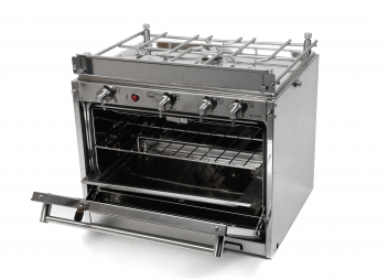 TOP3 Stainless Steel Gas Oven / Grill