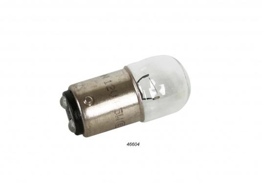 Glühlampen - BA15D-Fassung
