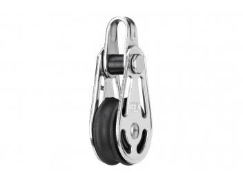 Mini-Block mit Bügel / 6 mm / Gleitlager