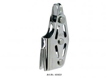 Mini-Block mit Bügel und V-Klemme / 6 mm / Gleitlager