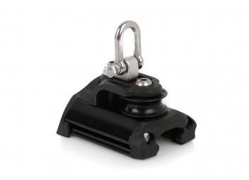 End Piece with Pulley and Shackle / size 1