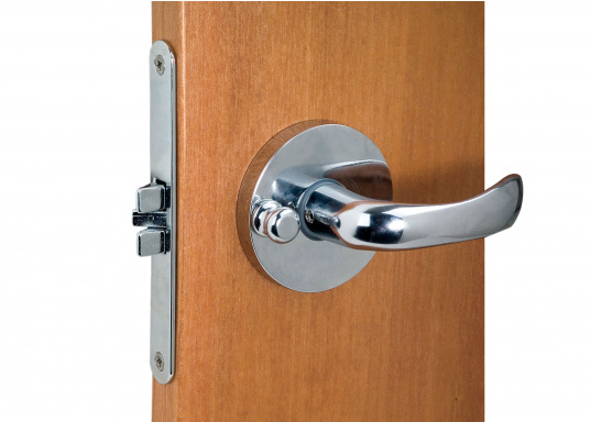 Mortise Lock with Locking Mechanism