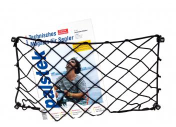 Gepäcknetz aus Gummi