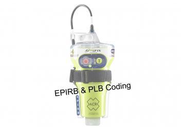 EPIRB e PLB Coding