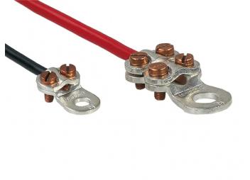 Ring-Schraub-Kabelschuhe