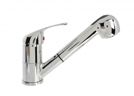 Single-Lever Mixer / Shower Head