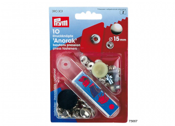 ANORAK Push Button Set