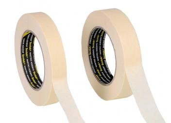 Ruban de masquage TOP TAPE 18 mm ou 24 mm x 50 m