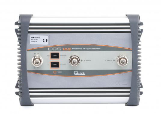 Elektronischer Ladestromverteiler, 2 Ausgänge