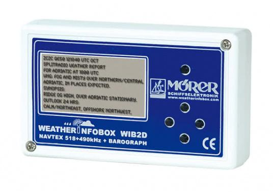 Récepteur Navtex Weather Infobox WIB2D