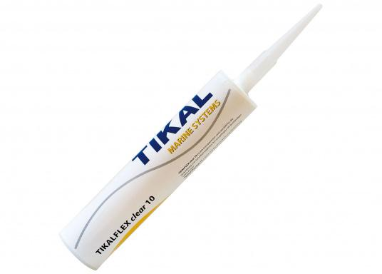 Colle-joint TIKALFLEX clear 10