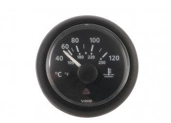 Viewline Temperaturmesser / schwarz
