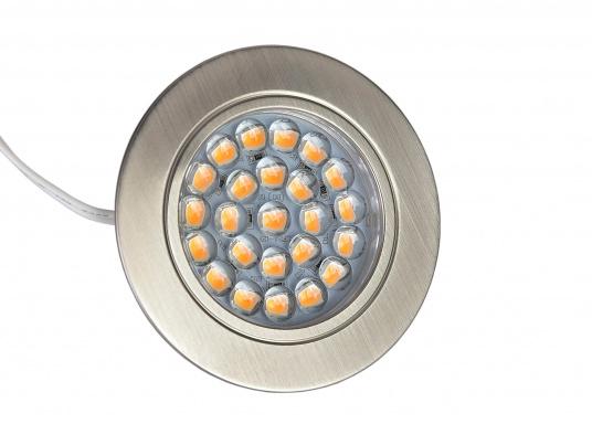 LED Einbauleuchte ANDROMEDA / weiß