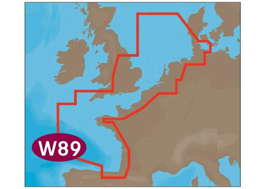 MAX North-West European Coasts W89