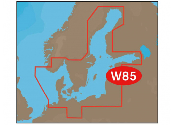 MAX Baltic Sea and Denmark W85