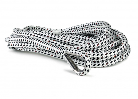 BAVARIA Mooring Line with Thimble