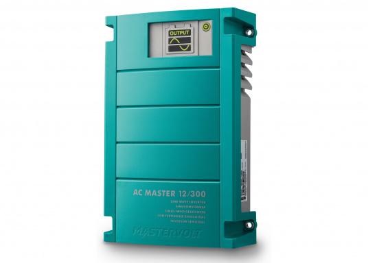 AC MASTER / Sinus Wechselrichter 12/300 (IEC Dose/Stecker)