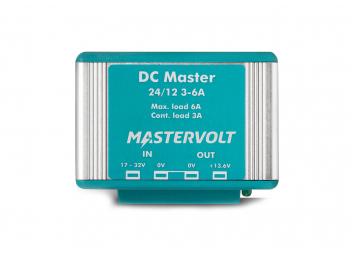 DC Master / Gleichstromwandler 24 / 12 - 3A