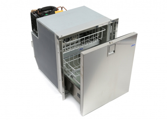 INOX DR49 Cruise Refrigerator / pull out door
