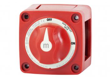 Zweikreis-Batterie-Trennschalter / 300 A