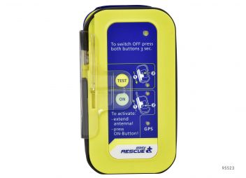 easyRescue - AIS S.A.R.T. Emergency Beacon / manual trigger