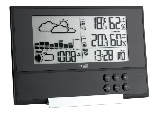 PURE PLUS Radio Weather Station