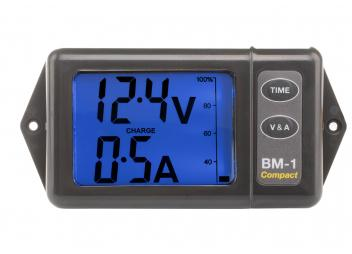 BM-1 Compact Battery Monitor / gray