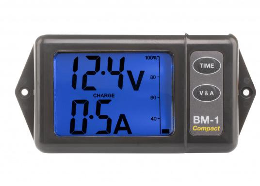 BM-1 Compact Battery Monitor / gray
