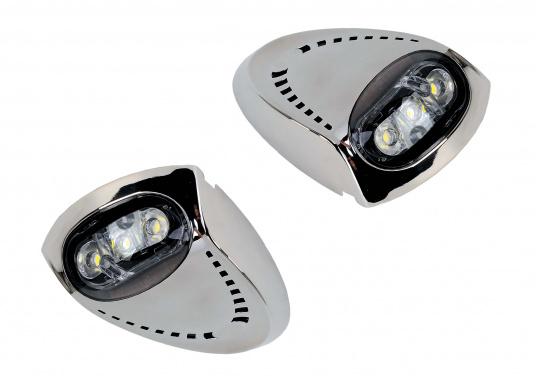 LED Bugleuchte