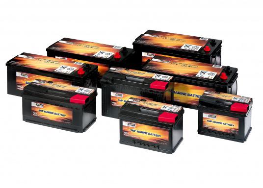 Batteries marine