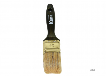 Varnishing Flat Brushes