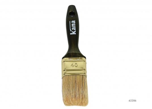 Varnishing Flat Brushes
