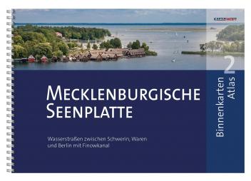 Binnenkarten Atlas 2 Mecklenburgische Seenplatte