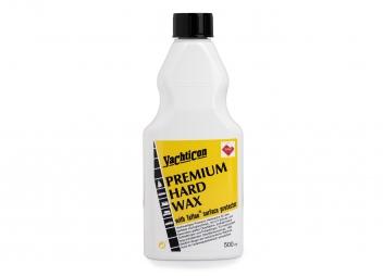 Premium Hard Wax with Teflon surface protector