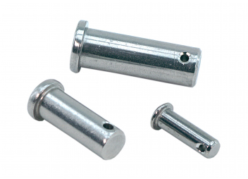 Clevis Pins with Cotter Holes