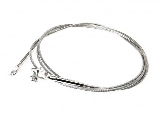 1x19 Stainless Steel Cable