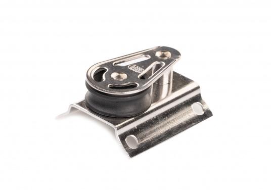Cheek Block / 6 mm / plain bearing
