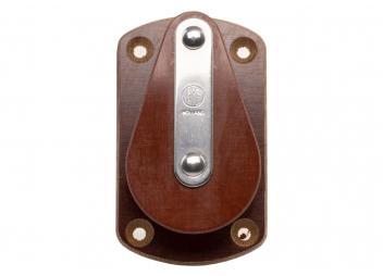 Liegender Block mit Montageplatte / 10 mm / Gleitlager