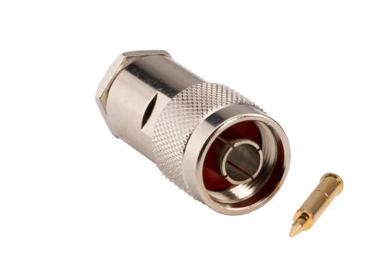 Connecteurs VHF pour cable RG213