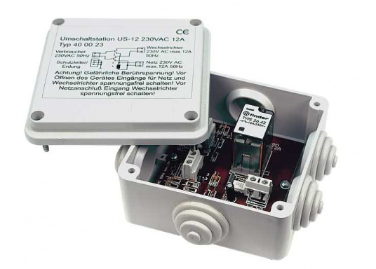 Inverter - Switching Station