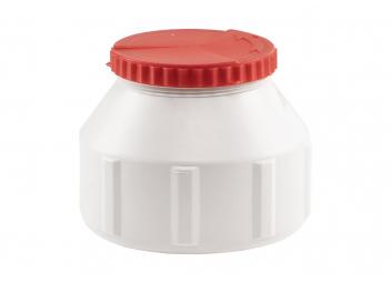 Aufbewahrungsbehälter / 6 Liter