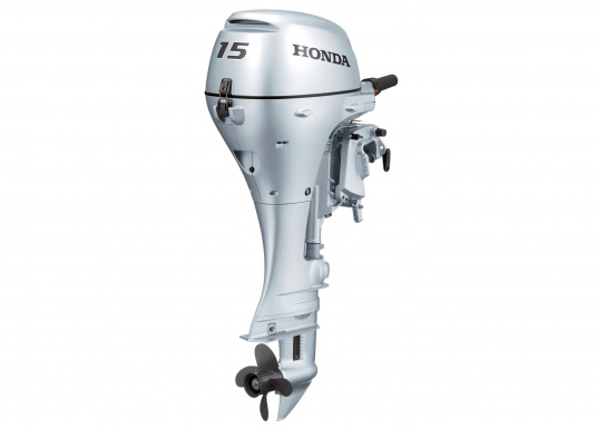 BF 15 SHU Outboard Motor / Short Shaft / Manual Start